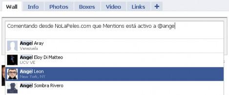 facebook mentions screenshot 1