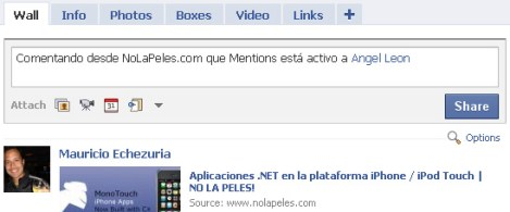 facebook mentions screenshot 2