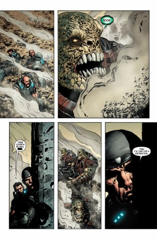 gears of war comic capture 4
