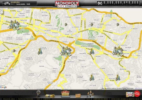 monopolycitystreets screenshot before reset