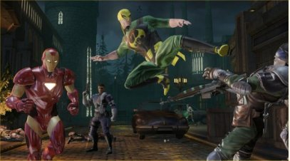 ultimate alliance 2 screenshot