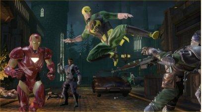 ultimate alliance 2 screenshot