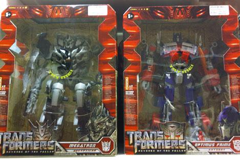 juguetes transformers