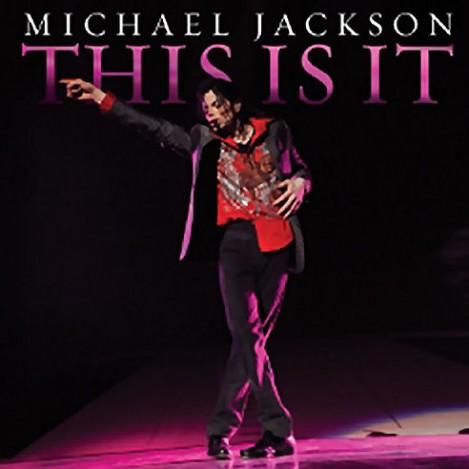 michael jackson this is it album