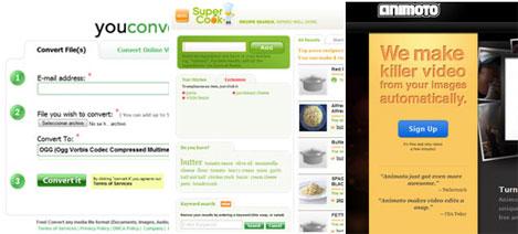 3 websites útiles - nov 2009 title
