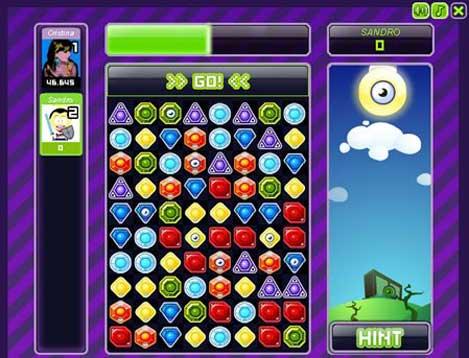 biotronic - facebook game