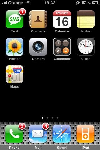 iphone missed call