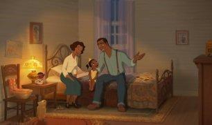 La Princesa y el Sapo - Disney 07
