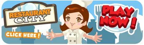 restaurant city - facebook game