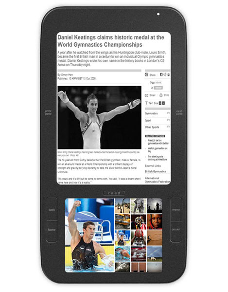 springdesign android alex ebook reader
