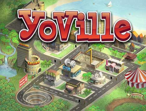 yoville - facebook game