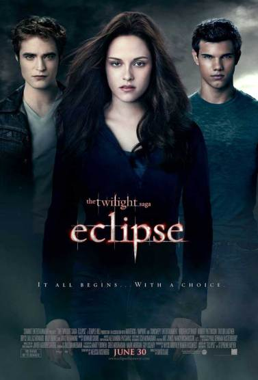 Twilight Eclipse - movie poster