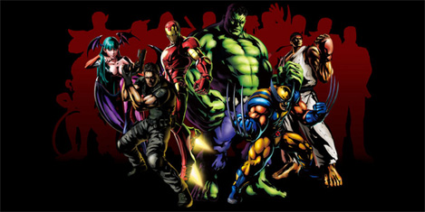 marvel vs capcom 3 title
