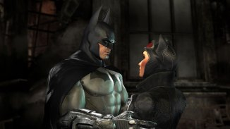 Batman y Gatúbela (Catwoman)