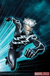 Quicksilver - por Brandon Peterson