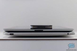 De arriba hacia abajo: iPhone 4, iPad 2, iPad 1