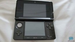 Nintendo 3DS desplegado