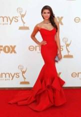 Nina Dobrev - Emmy 2011