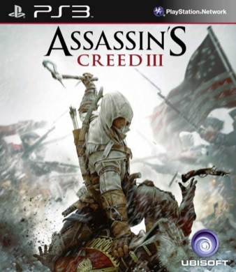 Assassin's Creed 3 portada