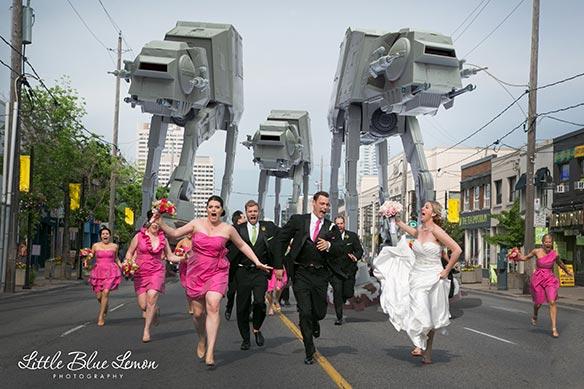 ataque-star-wars-foto-de-boda-viral-2013