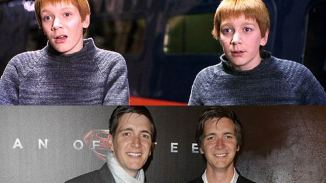 James y Olive Phelps (Hermanos Weasley)