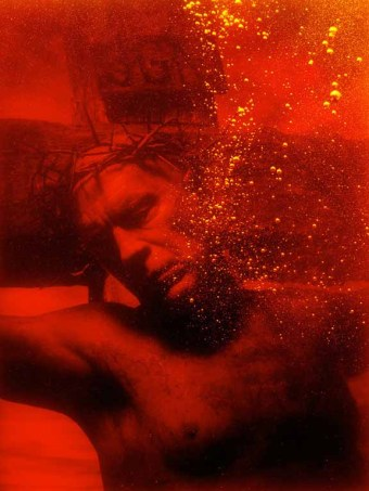 Andres Serrano / Piss Christ (1987)