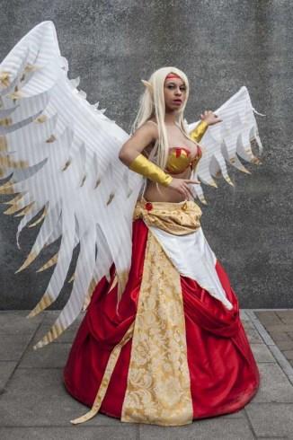 Morgana de League of Legends