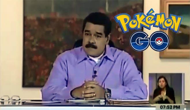 nicolas-maduro-critica-pokemon-go