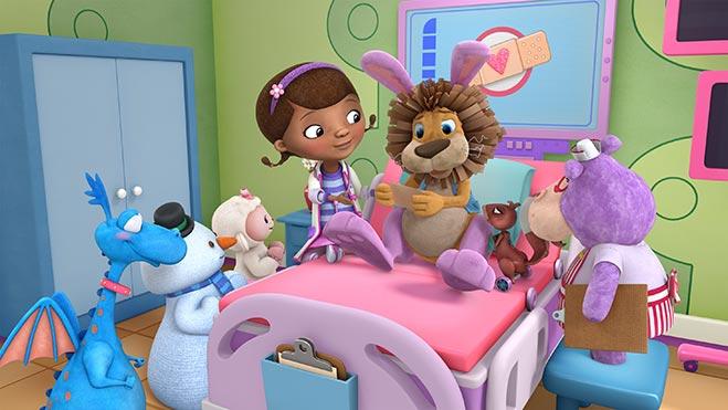 Junior En Nueva Temporada Este La Disney De Doctora Mes Estrena Juguetes 8kn0POw