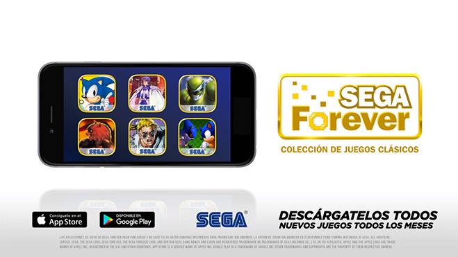 Videojuegos Clasicos De Sega Gratis Para Ios Y Android Segaforever