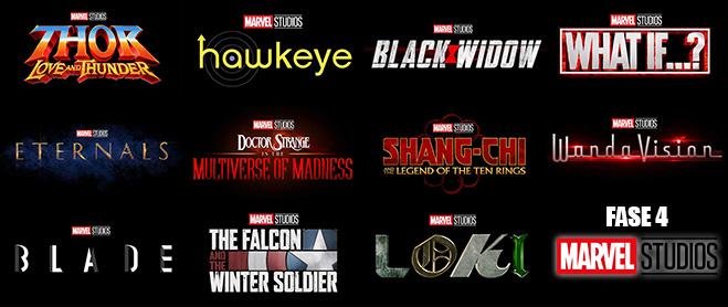 Marvel Studios anuncia su cuarta fase de películas y series