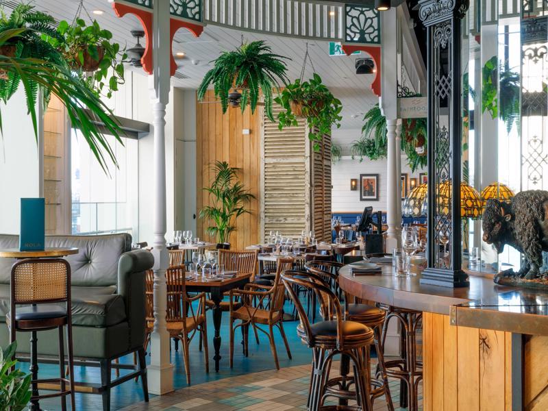 NOLA Smokehouse and Bar Barangaroo Sydney