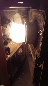płomień z palnika pelletowego kipi No limits Energy NoLE