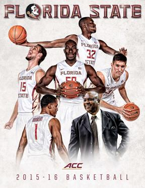 2015-16 FSU Basketball Media Guide