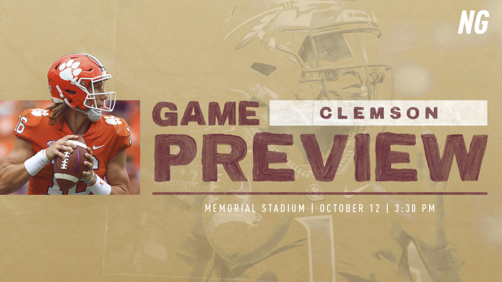 Game Preview: Florida State at No. 2 Clemson
