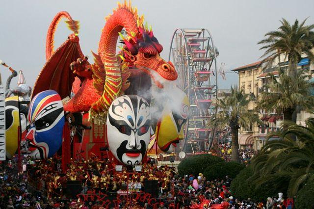 Carnevale di Viareggio