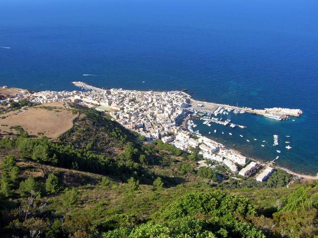 Viaggio a Marettimo e al Museo del Mare