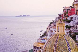 5 romantici hotel italiani di lusso