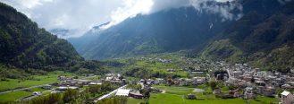 Viaggio in Valtellina, seguendo il corso dell'Adda