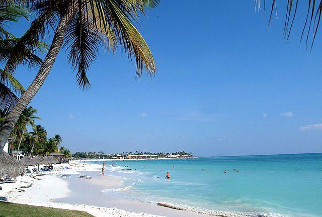 Top 3 spiagge al mondo: Eagle Beach nell'isola di Aruba