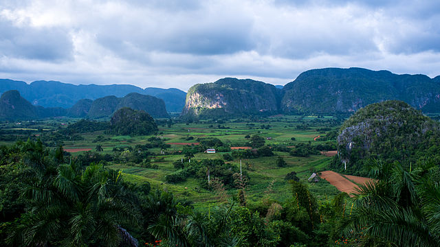 3 paradisi naturali nel mondo: la valle di Viñales a Cuba