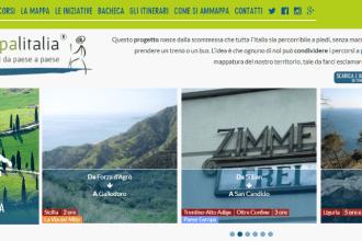 Ammappa l'Italia è il progetto open source per mappare i sentieri a piedi in Italia