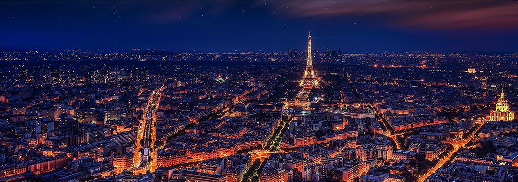 Parigi è la città più affollata dai turisti al mondo