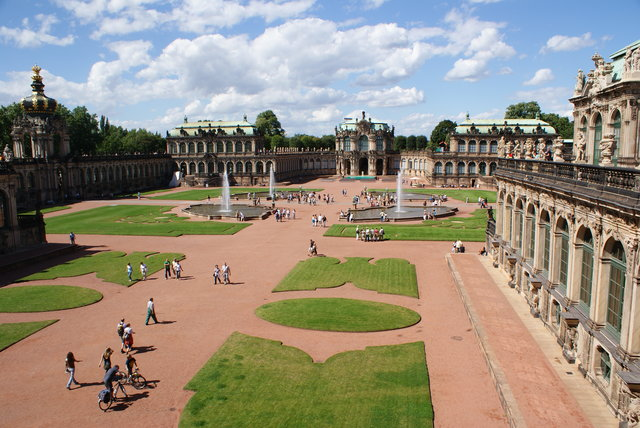 La prima tappa del nostro viaggio in Sassonia è la capitale del Lander, Dresda
