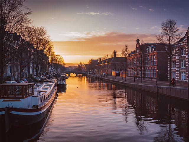 Amsterdam è una delle città più belle del mondo