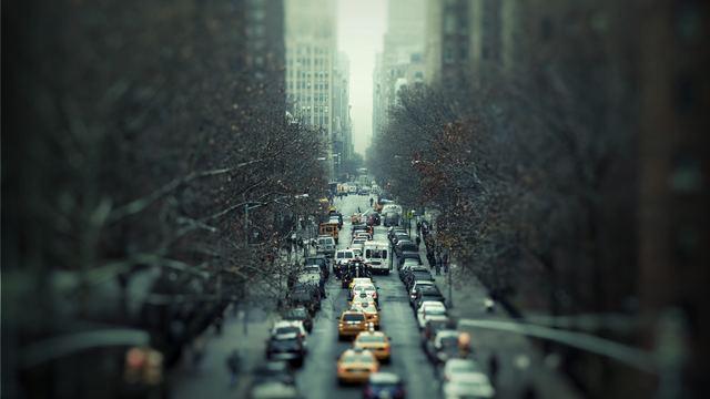 New York è la terza città col traffico più congestionato al mondo
