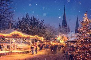 I 5 mercatini da visitare a Natale 2019