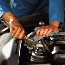 fixing car engine