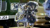 Diesel Engine Display