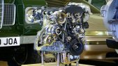 Diesel Engine Display